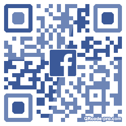 QR code with logo 26hZ0