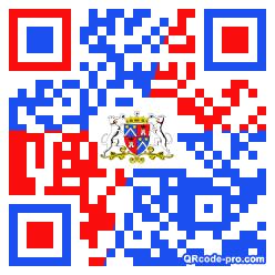 QR code with logo 26hc0