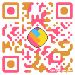 QR code with logo 26iS0