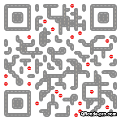 QR code with logo 26in0