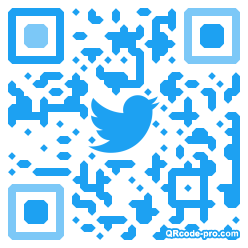 QR code with logo 26mT0
