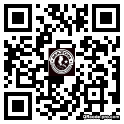 QR code with logo 26mY0