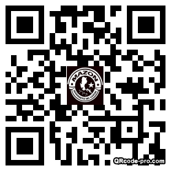 QR code with logo 26n80