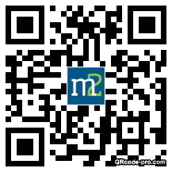 QR code with logo 26nH0