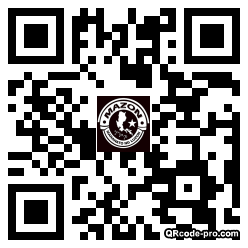 QR code with logo 26nd0