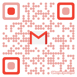 QR code with logo 26rO0