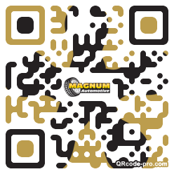 QR code with logo 26rt0