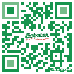QR code with logo 26sP0