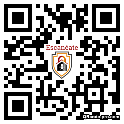 QR code with logo 26sQ0