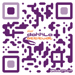 QR code with logo 26sV0