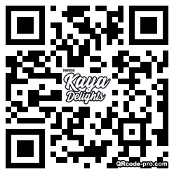 QR code with logo 26th0