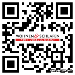 QR code with logo 26tl0