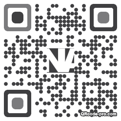 QR code with logo 26z50