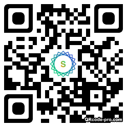 QR code with logo 26zh0