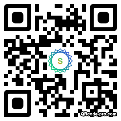 QR code with logo 26zv0
