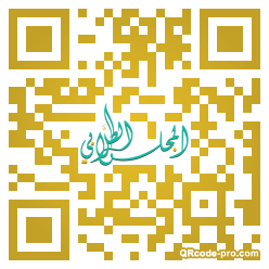 QR code with logo 270m0