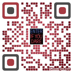 QR code with logo 271S0