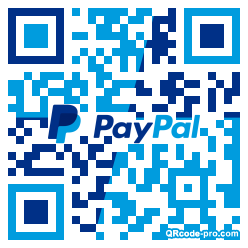 QR code with logo 273b0