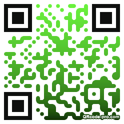 QR code with logo 27810