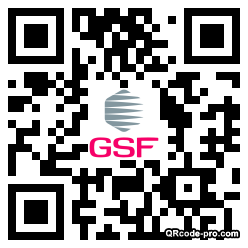 QR code with logo 279I0