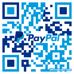 QR code with logo 27AA0