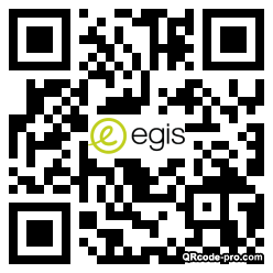 QR code with logo 27AM0
