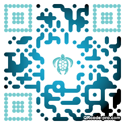 QR code with logo 27DM0