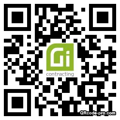 QR code with logo 27EX0