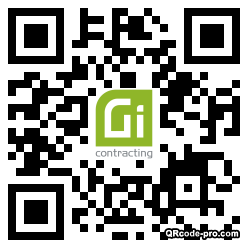 QR code with logo 27EY0