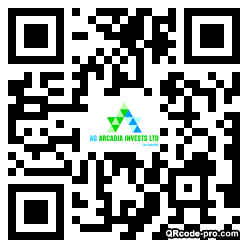 QR code with logo 27Ie0