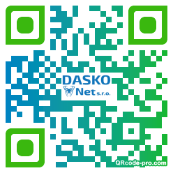 QR code with logo 27It0