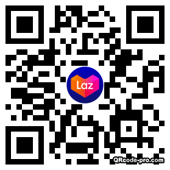 QR code with logo 27M20