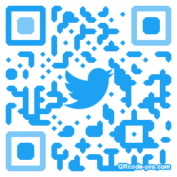 QR code with logo 27NK0