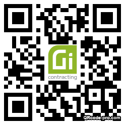 QR code with logo 27PD0