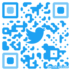 QR code with logo 27S30