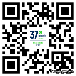 QR code with logo 27Wc0