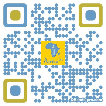 QR code with logo 27gS0