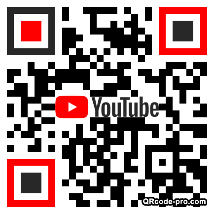 QR code with logo 27hH0