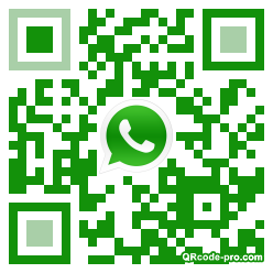 QR code with logo 27n50