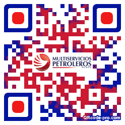 QR code with logo 27nV0