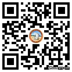 QR code with logo 27pJ0