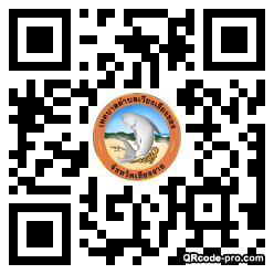 QR code with logo 27po0