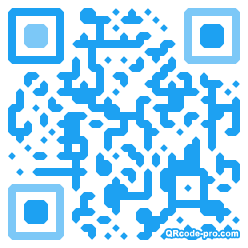 QR code with logo 27sH0