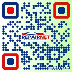 QR code with logo 27vm0