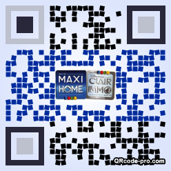 QR code with logo 27wu0