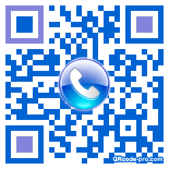 QR code with logo 280a0