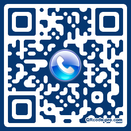 QR code with logo 280g0