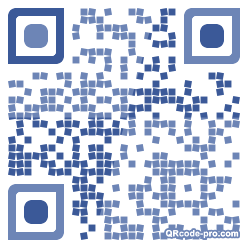 QR code with logo 28150
