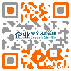 QR code with logo 284S0
