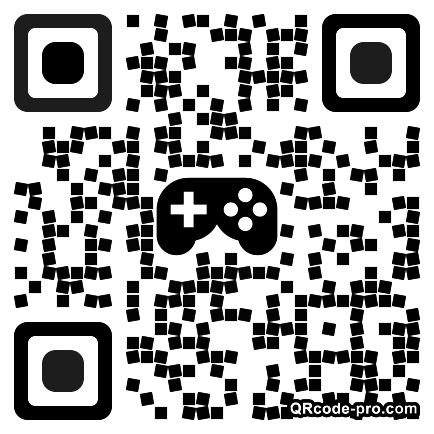 QR code with logo 288M0